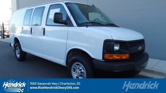 2017 Express 2500 Cargo Van #M171022 - photo 1