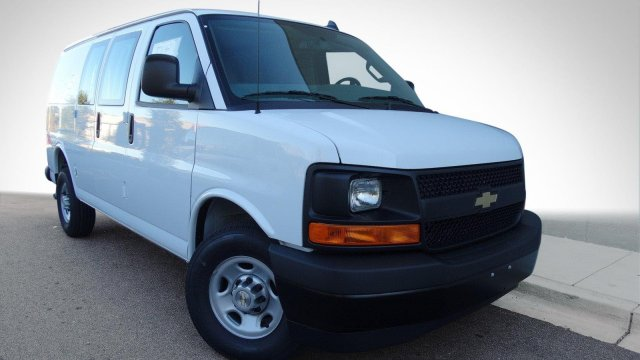 2017 Express 2500, Cargo Van #M171027 - photo 3