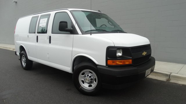 2017 Express 2500 Cargo Van #M171032 - photo 5