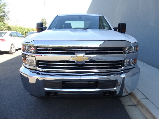 2018 Silverado 2500 Extended Cab Pickup #M180213 - photo 4