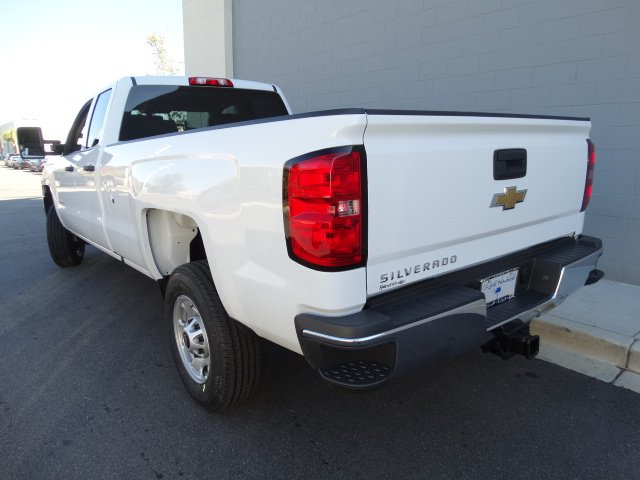 2018 Silverado 2500 Extended Cab Pickup #M180213 - photo 6