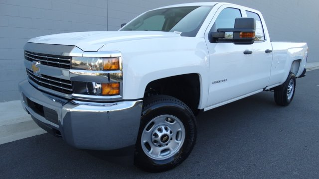 2018 Silverado 2500 Extended Cab Pickup #M180219 - photo 10