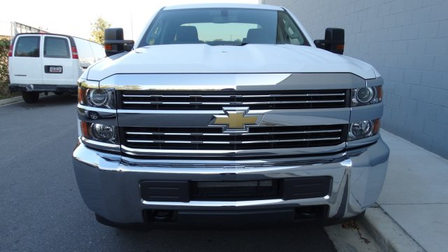 2018 Silverado 2500 Extended Cab Pickup #M180219 - photo 3