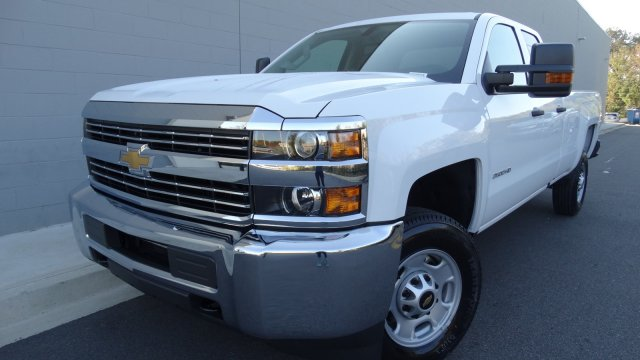 2018 Silverado 2500 Extended Cab Pickup #M180219 - photo 4