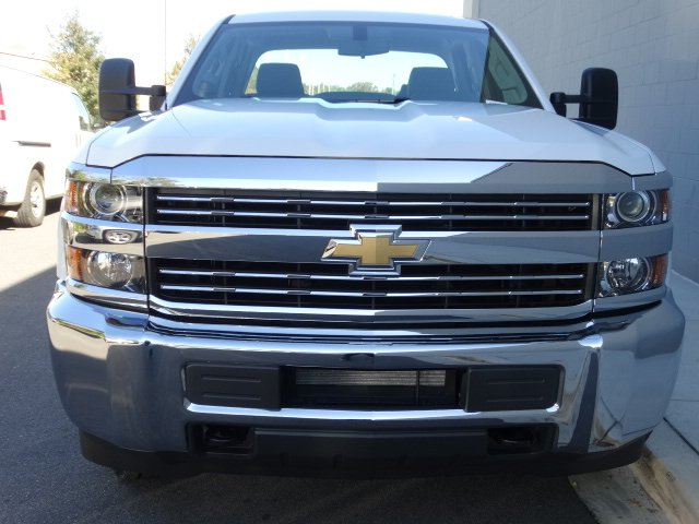 2018 Silverado 2500 Extended Cab Pickup #M180224 - photo 4