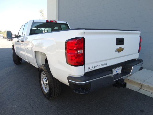 2018 Silverado 2500 Extended Cab Pickup #M180224 - photo 6
