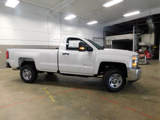 2018 Silverado 2500 Regular Cab, Pickup #M180357 - photo 10