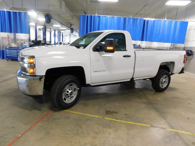 2018 Silverado 2500 Regular Cab, Pickup #M180357 - photo 11
