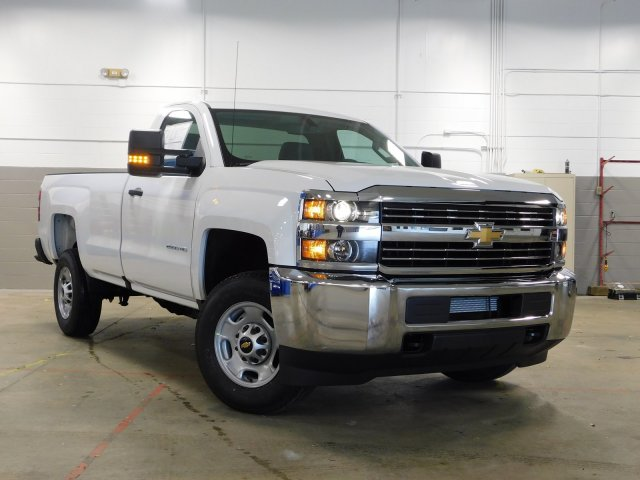 2018 Silverado 2500 Regular Cab, Pickup #M180357 - photo 3