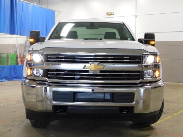 2018 Silverado 2500 Regular Cab, Pickup #M180357 - photo 4