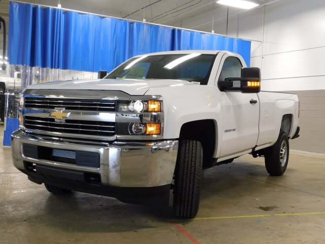 2018 Silverado 2500 Regular Cab, Pickup #M180357 - photo 5
