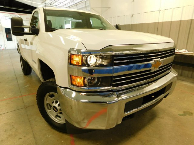 2018 Silverado 2500 Regular Cab, Pickup #M180367 - photo 3