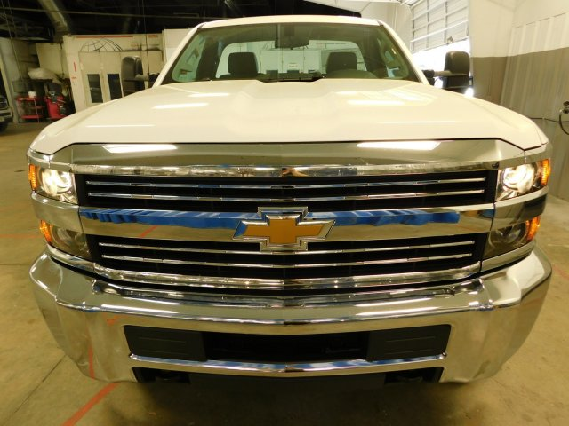 2018 Silverado 2500 Regular Cab, Pickup #M180367 - photo 4