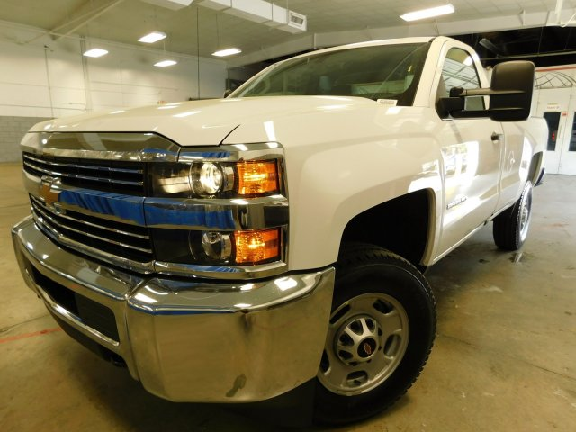 2018 Silverado 2500 Regular Cab, Pickup #M180367 - photo 5