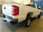 2018 Silverado 2500 Regular Cab, Pickup #M180367 - photo 1