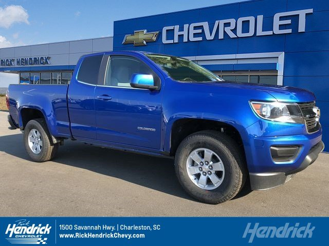 2018 Colorado Extended Cab 4x2,  Pickup #M180435 - photo 1