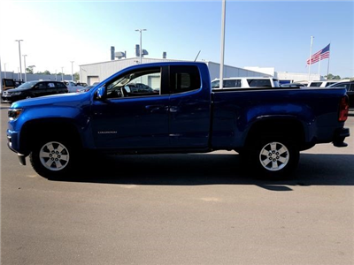 2018 Colorado Extended Cab 4x2,  Pickup #M180435 - photo 6