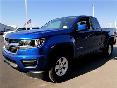 2018 Colorado Extended Cab 4x2,  Pickup #M180435 - photo 7