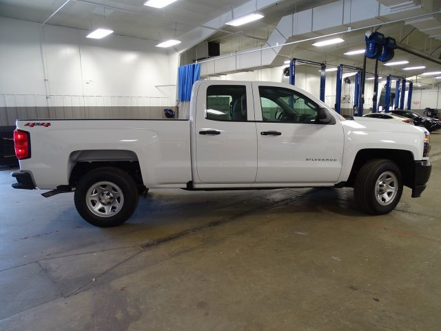 2018 Silverado 1500 Double Cab 4x4, Pickup #M180471 - photo 11