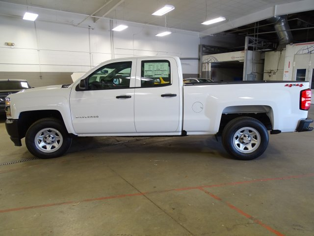 2018 Silverado 1500 Double Cab 4x4, Pickup #M180471 - photo 5