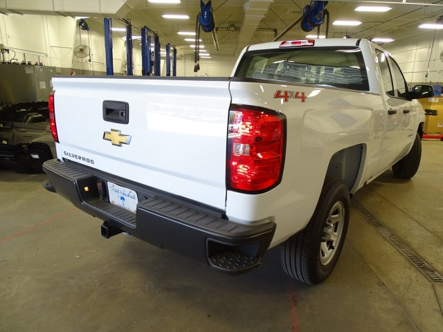2018 Silverado 1500 Double Cab 4x4, Pickup #M180471 - photo 2