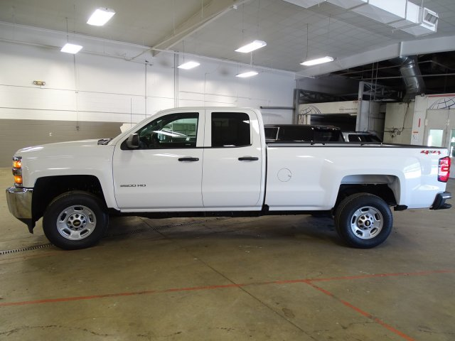 2018 Silverado 2500 Double Cab 4x4, Pickup #M180568 - photo 11