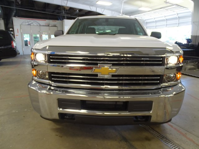 2018 Silverado 2500 Double Cab 4x4, Pickup #M180568 - photo 3