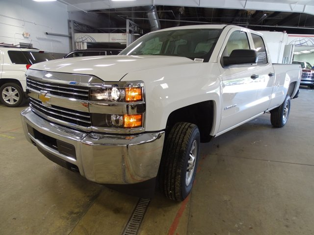 2018 Silverado 2500 Double Cab 4x4, Pickup #M180568 - photo 4