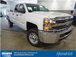 2018 Silverado 2500 Double Cab 4x4, Pickup #M180568 - photo 1