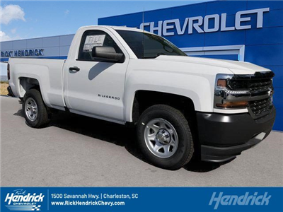 2018 Silverado 1500 Regular Cab 4x2,  Pickup #M180617 - photo 1