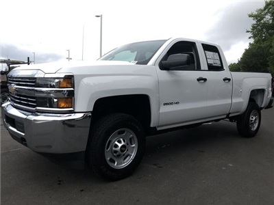 2018 Silverado 2500 Double Cab, Pickup #M180649 - photo 6