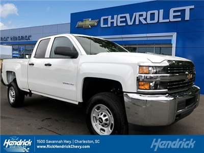 2018 Silverado 2500 Double Cab, Pickup #M180649 - photo 1