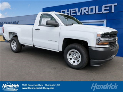 2018 Silverado 1500 Regular Cab 4x2,  Pickup #M180719 - photo 1