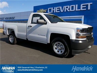 2018 Silverado 1500 Regular Cab 4x2,  Pickup #M180727 - photo 1