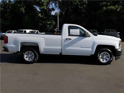 2018 Silverado 1500 Regular Cab 4x2,  Pickup #M180727 - photo 3