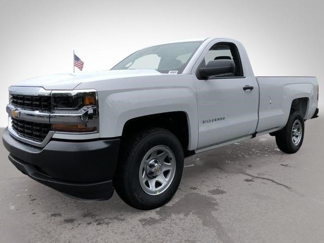2018 Silverado 1500 Regular Cab 4x2,  Pickup #M180736 - photo 30