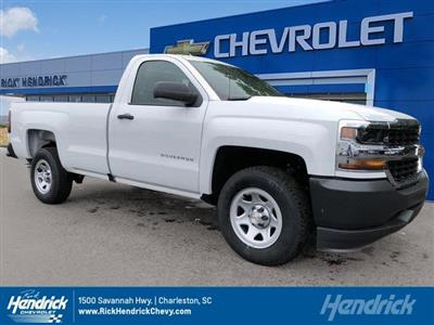 2018 Silverado 1500 Regular Cab 4x2,  Pickup #M180736 - photo 1