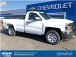 2018 Silverado 1500 Regular Cab 4x2,  Pickup #M180742 - photo 1