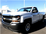 2018 Silverado 1500 Regular Cab 4x2,  Pickup #M180742 - photo 7