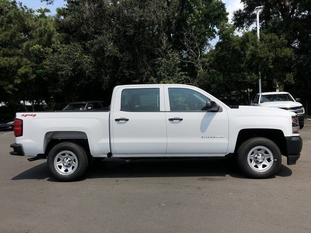 2018 Silverado 1500 Crew Cab 4x4,  Pickup #M180896 - photo 4