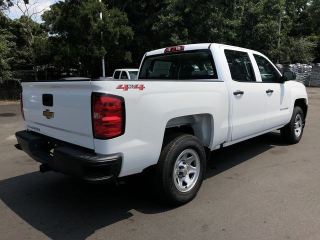 2018 Silverado 1500 Crew Cab 4x4,  Pickup #M180896 - photo 2