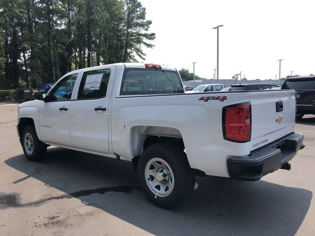 2018 Silverado 1500 Crew Cab 4x4,  Pickup #M180896 - photo 6