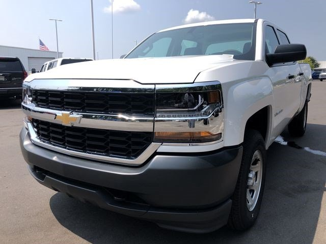 2018 Silverado 1500 Crew Cab 4x4,  Pickup #M180896 - photo 8