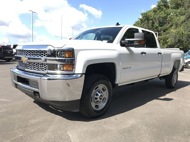 2019 Silverado 2500 Crew Cab 4x2,  Pickup #M190100 - photo 7