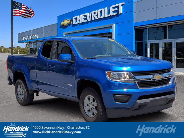 2019 Chevrolet Colorado Extended Cab 4x2, Pickup #M00729A - photo 1