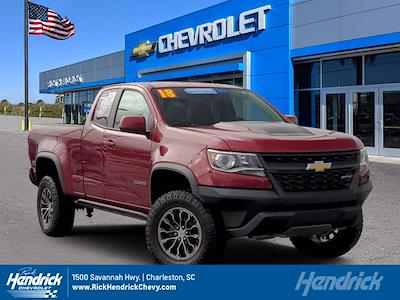 2018 Colorado Extended Cab 4x4,  Pickup #P09768 - photo 1