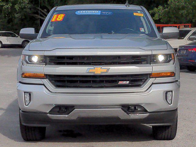 2018 Chevrolet Silverado 1500 Crew Cab 4x4, Pickup #PS32665 - photo 9