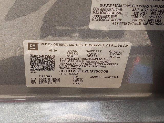 2020 Chevrolet Silverado 1500 Crew Cab 4x4, Pickup #PS50708 - photo 54