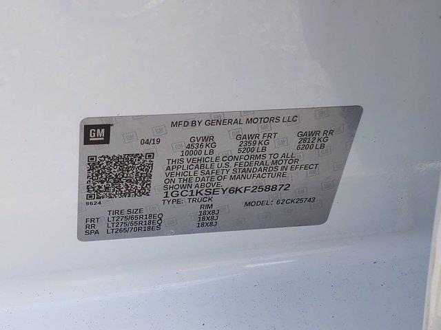 2019 Chevrolet Silverado 2500 Crew Cab 4x4, Pickup #SA58872 - photo 53