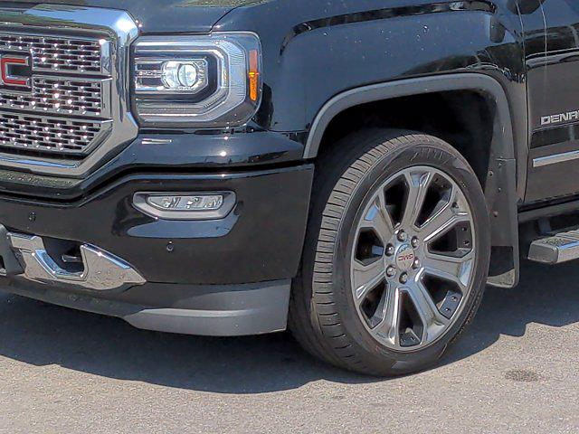 2017 GMC Sierra 1500 Crew Cab 4x4, Pickup #SA70493 - photo 10
